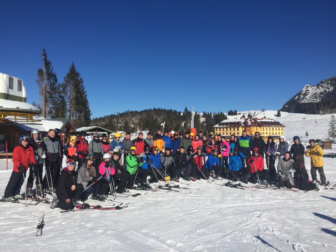 Ski Trip to Lavarone