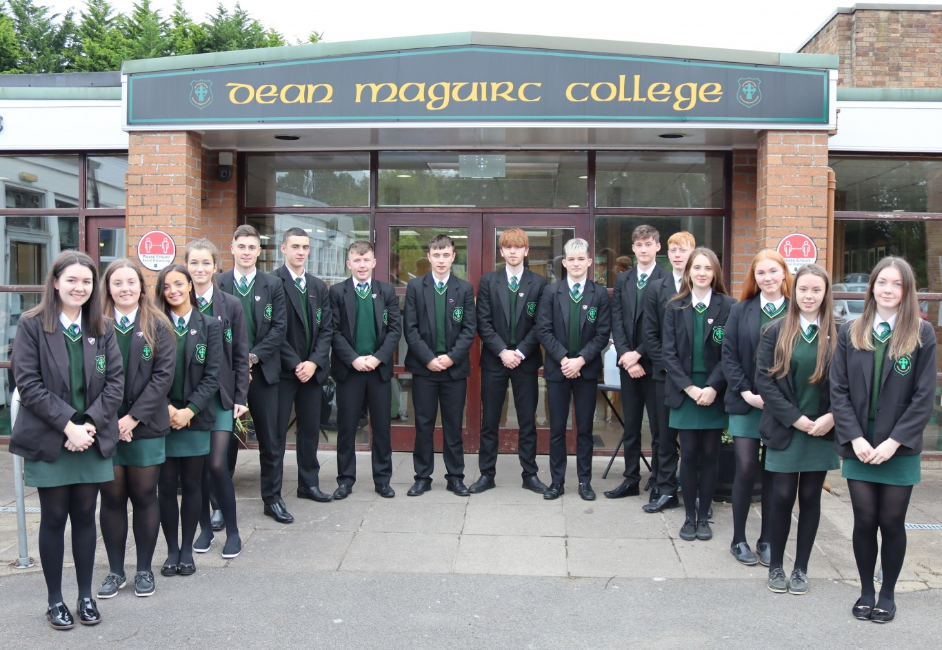 Recently appointed Heads/Deputies/Senior Prefects
