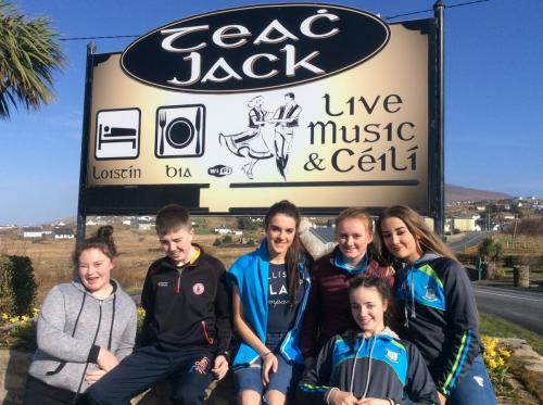 Gaeltacht Trip March 2017 Pic 1